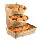 TOM-GAST Stojak bufetowy na chleb | wys. 59cm