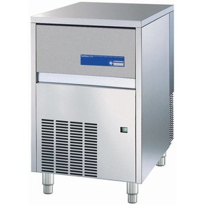 Diamond Ice maker - 90 kg / 24 - tank 20 kg ice