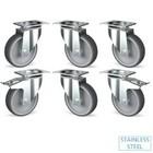 Diamond Galvanized wheels