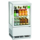 Bartscher Mini refrigerated display cabinet 58L