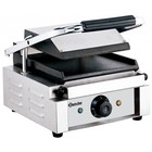 Bartscher Grill Contact Electric - Smooth Plates | 1800W
