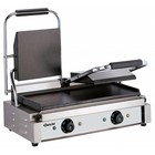 Bartscher Contact Grill Double Electric - Smooth Boards | 3600W