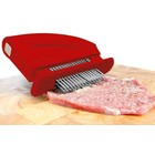 Hendi Meat tenderizer | 51 blades | red or white