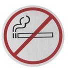 Hendi Een sticker zelfklevend | rookvrij | śr.75mm