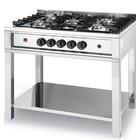 Hendi Kuchnia gazowa 5 palników | 14300W
