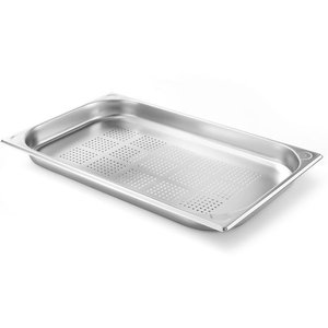 Hendi Container GN 1/1 perforated | Kitchen Line | 40 - 100mm height