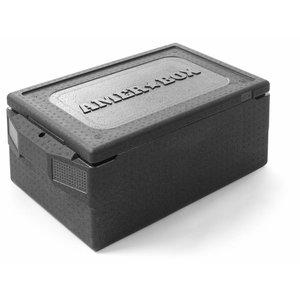 AmerBox Pojemnik termoizolacyjny AMERBOX GN 1/1 200 mm | 39L | 674x400x(H)287mm