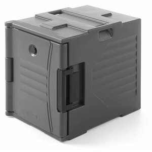 AmerBox Thermos AMERBOX loaded from the front 2xGN 1/1 200 mm | 477x680x (H) 620mm