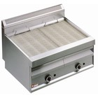 Diamond Gas Grill steam 780x470mm | 20,9kW | 800x700x (H) 440 / 610mm