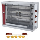Diamond Gas grills for chicken 3x 5 | 17,4kW | 1200x500x (H) 885mm
