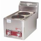 Diamond Kuchnia elektryczna nastawna 2 płytowa | 4000W