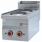 Diamond 2-plate electric cooker | 2x 2kW | 300x600mm