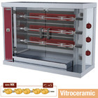 Diamond Toaster witoceramiczny to chicken 3x 5 | 7.5kW | 1200x500x (H) 885mm