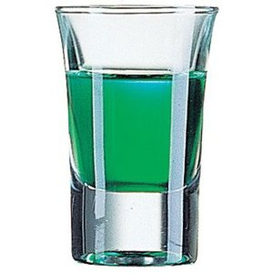 Arcoroc Een glas wodka HOT SHOT | 34 ml