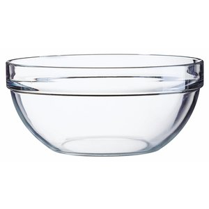Arcoroc Salad-bowl different dimensions 620 - 6000ml   EMPILABLE