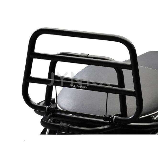 Achterdrager Vespa Primavera / Sprint mat zwart origineel