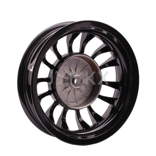 Achtervelg / achterwiel zwart Vespa Sprint sport origineel