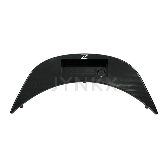 Houder Digitale teller / voltmeter zwart Zelioni Vespa Sprint
