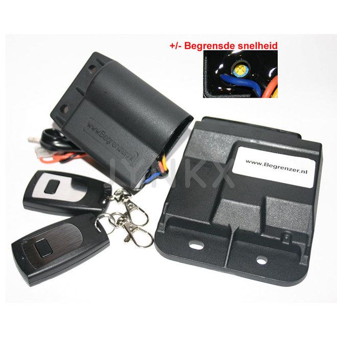 Begrenzer met afstandsbediening Vespa / Piaggio 4T 3V iGET (EURO4)