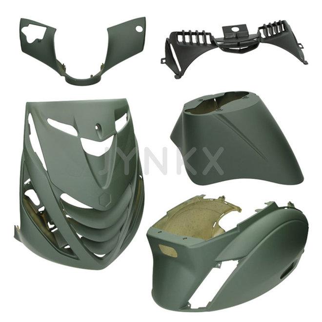 Kappenset Piaggio Zip mat army green 5-delig (SP look)