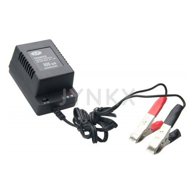 Acculader Landport PCBD MC900 6-12V / 0,9A