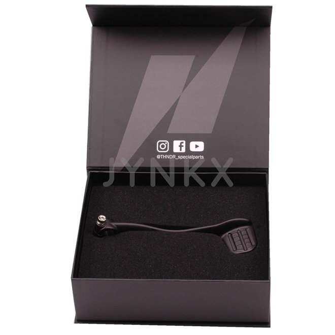 THNDR kickstartpedaal Vespa lx, S, Primavera, Sprint (mat zwart)