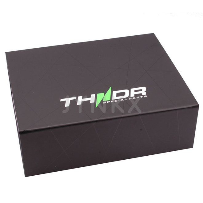 Achterlicht LED tube THNDR Vespa Primavera / Sprint mat zwart