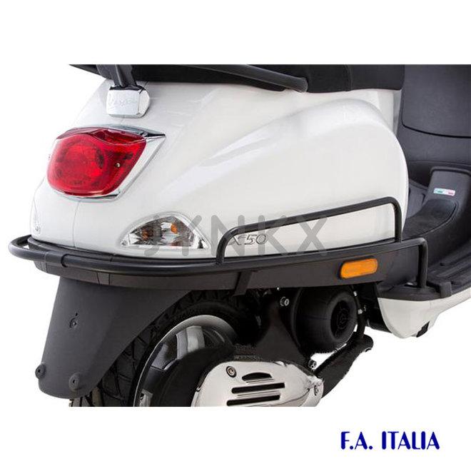 Achterbeugel vespa lx / S mat zwart (FA-Italia)