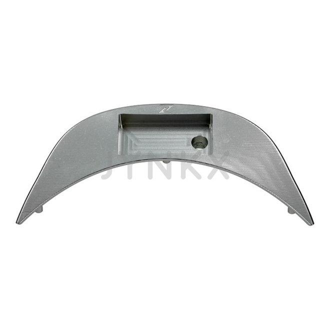 Houder Digitale teller / voltmeter Zelioni zilver Vespa Sprint