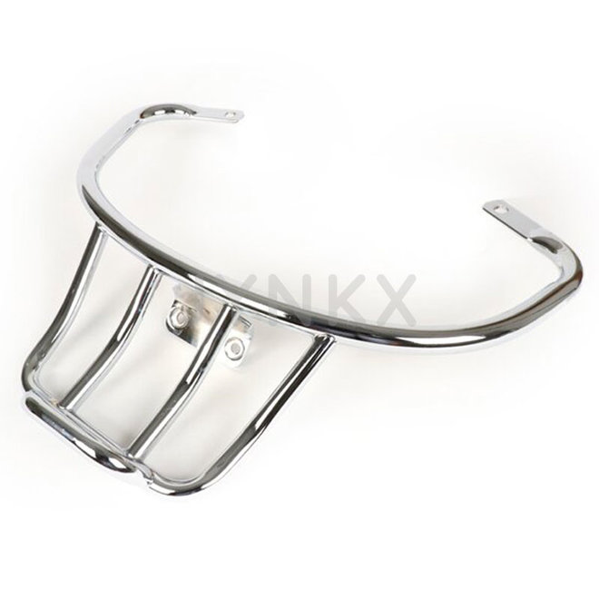Achterdrager sport Vespa Lx / S chroom