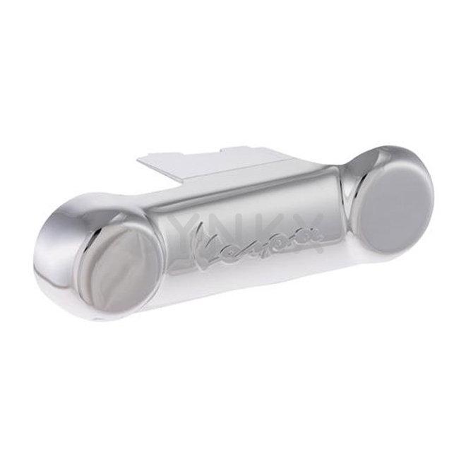 Beschermkap voorvork Vespa Lx, S, Primavera, Sprint nieuw model chroom