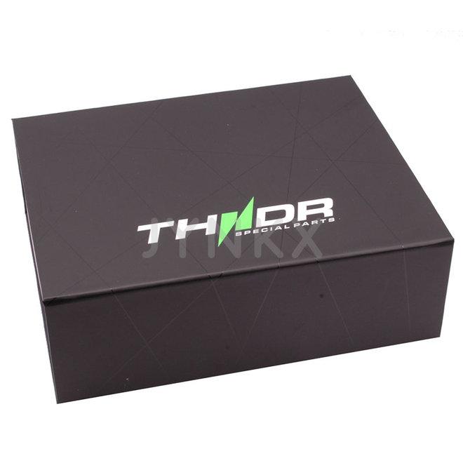 Achterlicht LED THNDR Vespa Primavera / Sprint + ingebouwd knipperlicht audi weglopend