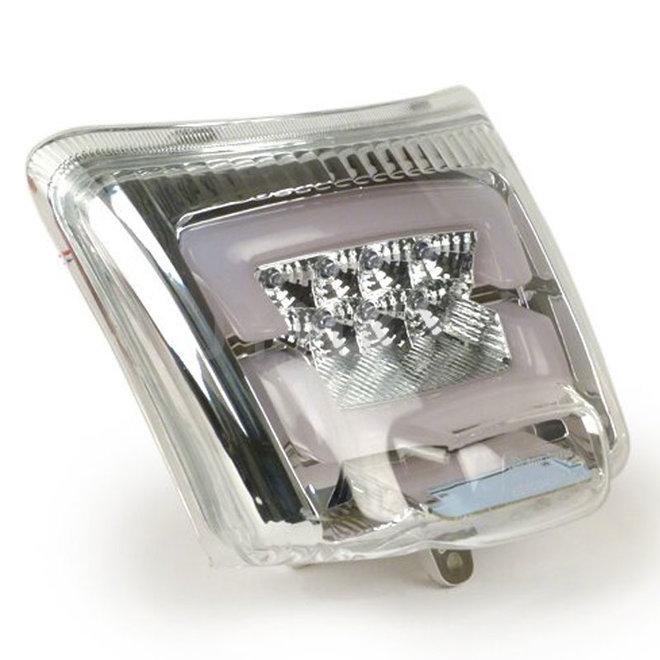 Achterlicht Vespa GTS LED tube wit -2014'