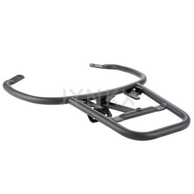 Achterdrager / bagagedrager plat Vespa GTS mat zwart (FA Italia)