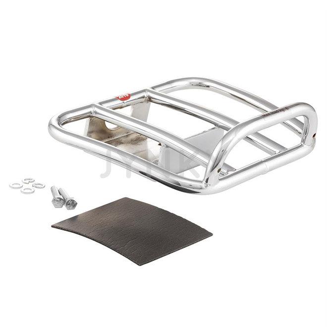 Achterdrager / bagagedrager Vespa GTS chroom (`2019-)