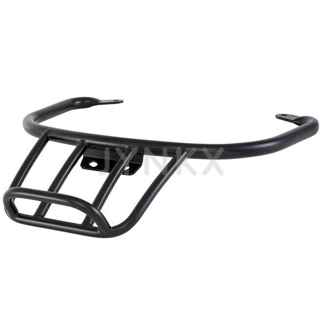 Achterdrager sport Vespa GTS mat zwart