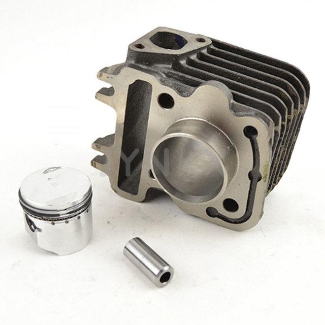 Cilinder set Piaggio / Vespa 4T 2V origineel