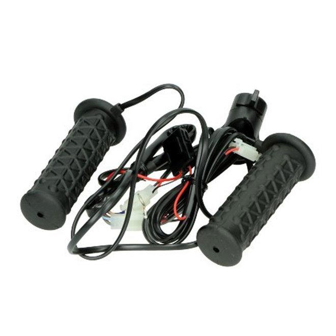 Handvatverwarming scooter universeel zwart