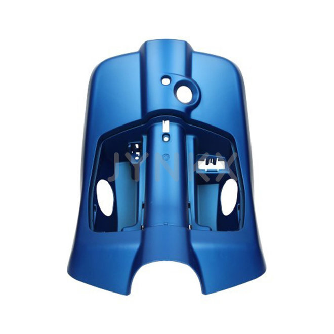 Beenschild Vespa Sprint Sport 297/A blue vivace mat blauw