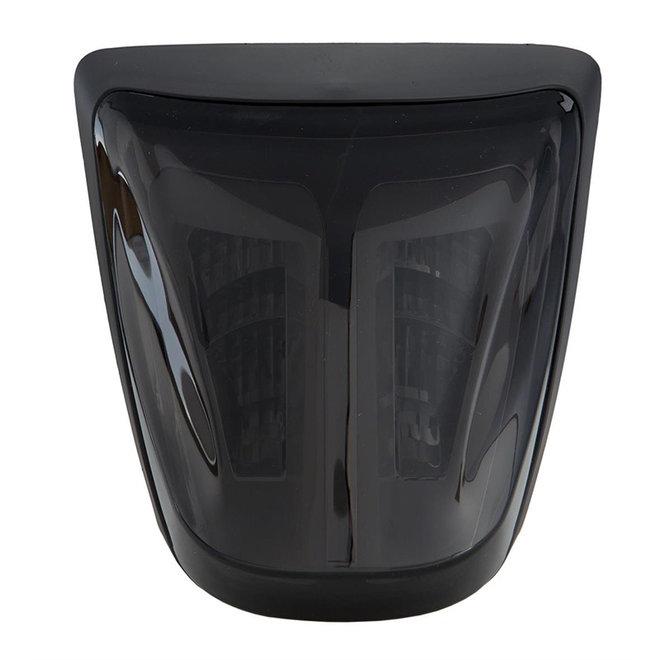 Achterlicht Vespa Sprint / Primavera LED tube Power1 smoke mat zwart