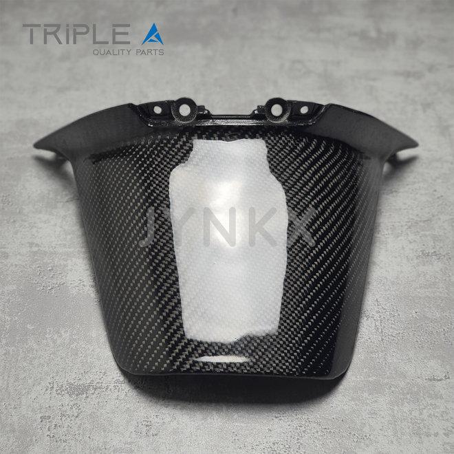 Carbon fiber achterspatbord model 3 Vespa Primavera / Sprint - Triple A
