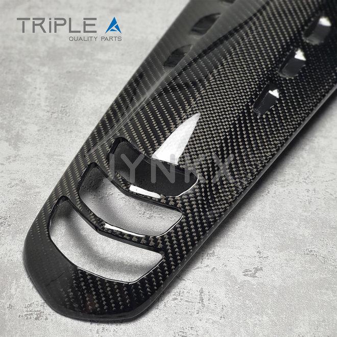 Carbon fiber claxonneus Vespa Lx / S - Triple A