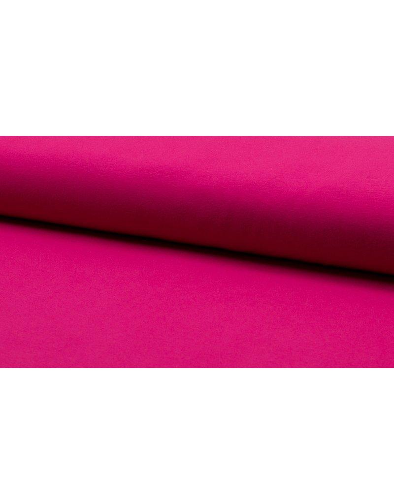 Baumwolljersey fuchsia pink