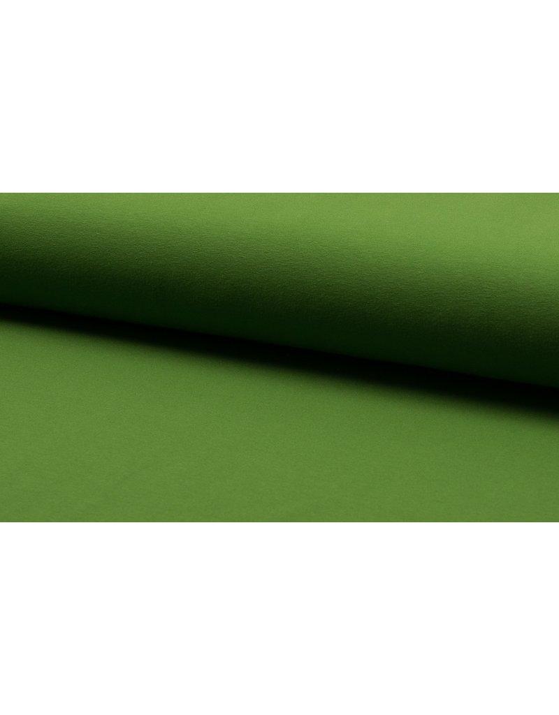 Baumwolljersey gras green