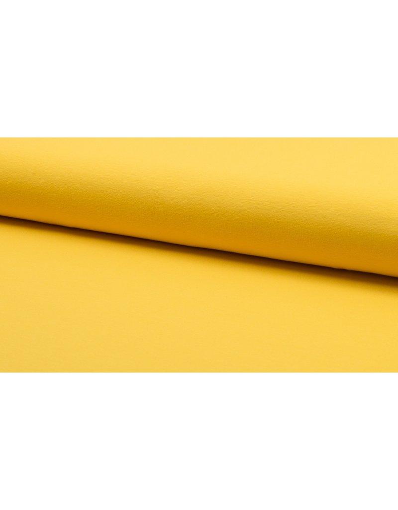 Baumwolljersey yellow gelb