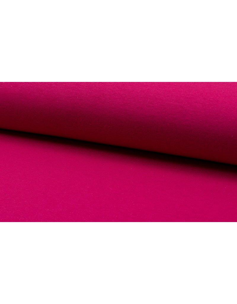 Bündchen Strickschlauch fuchsia pink
