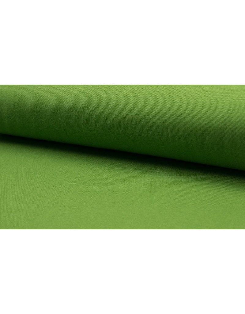 Bündchen Strickschlauch green