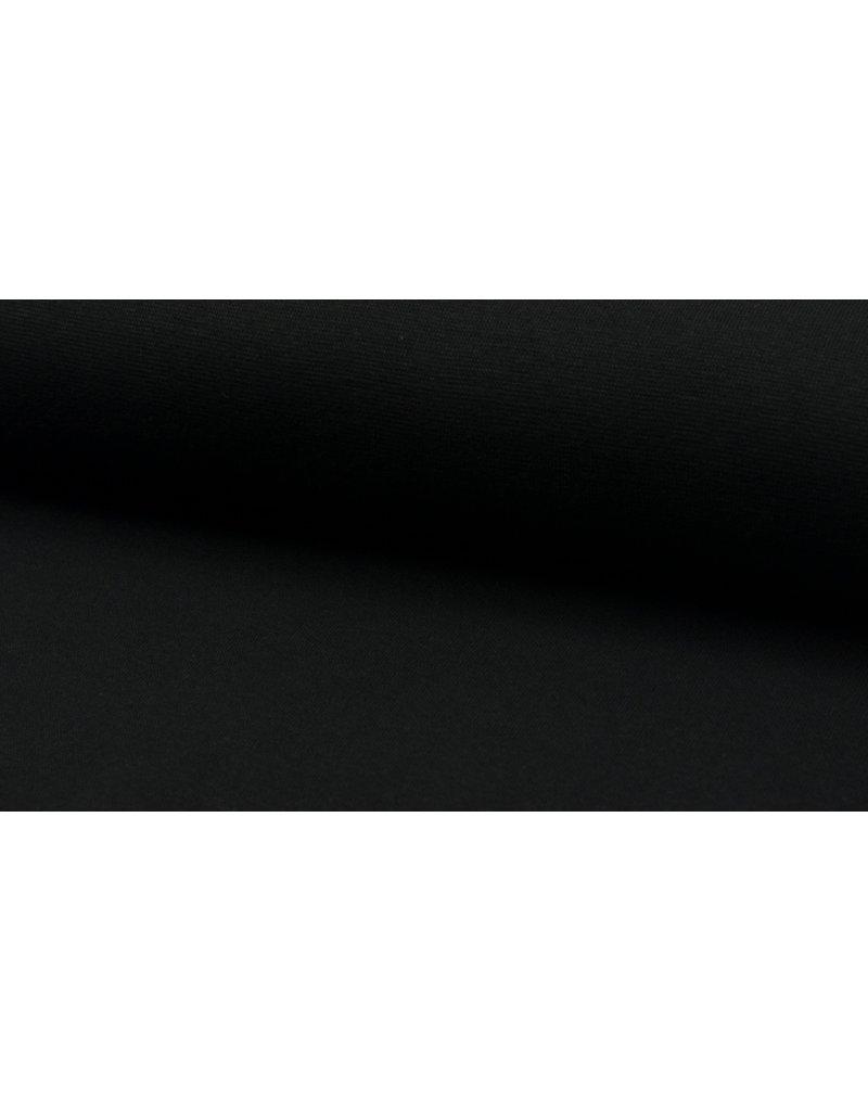 Bündchen Strickschlauch black