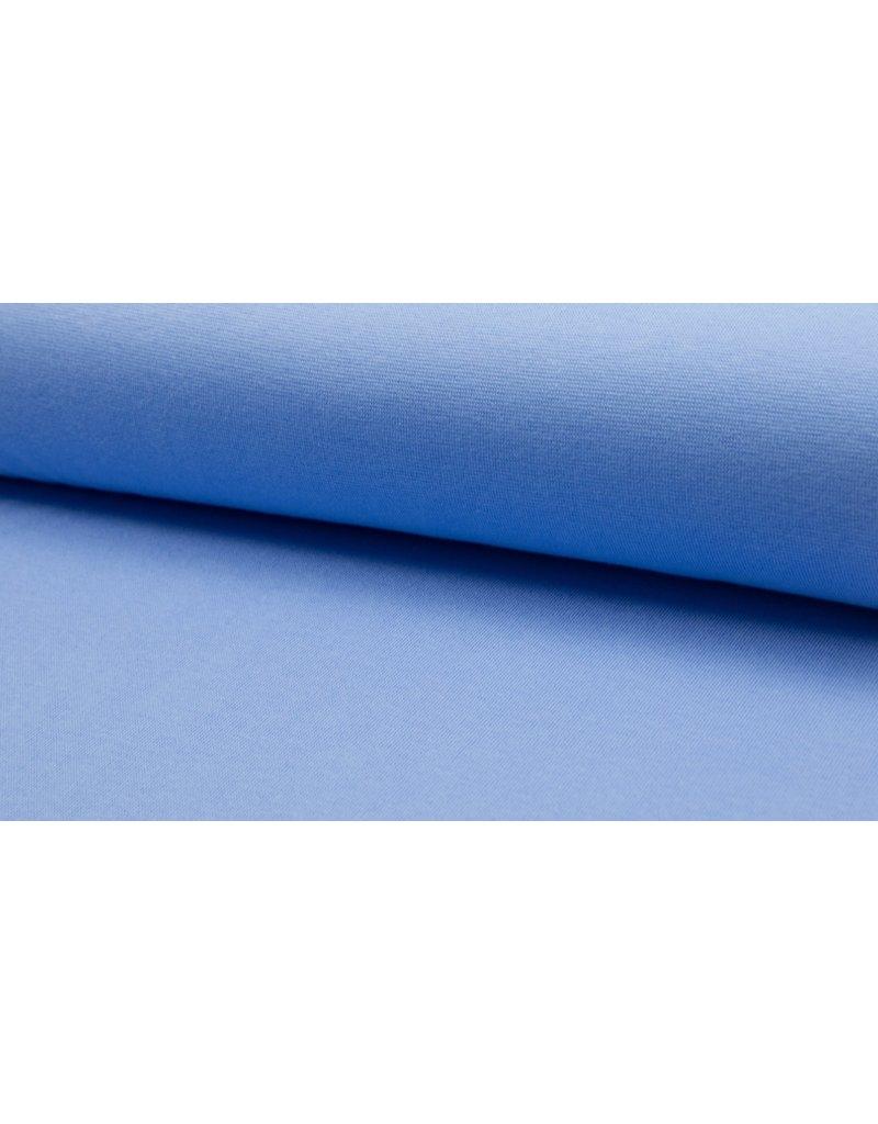 Bündchen Strickschlauch baby blue