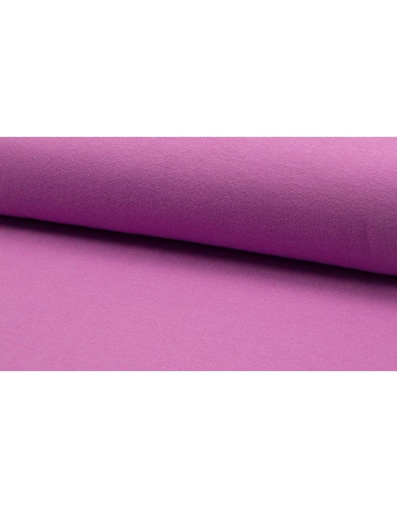 Bündchen Strickschlauch purple flieder